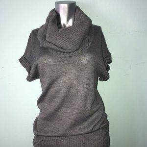 H&M cowl neck knit top